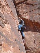 Rock Climbing Photo: Toproping Valentine's