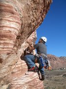Rock Climbing Photo: gotta figure out what route this was
