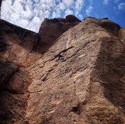 Rock Climbing Photo: 11c