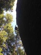 Rock Climbing Photo: neil killin it on Pumporama