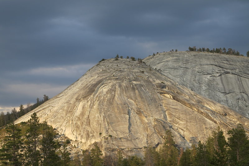 Rock Climbing Photo: Evening light.