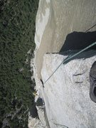 Rock Climbing Photo: the king swing, jumping the gap, many more pics of...