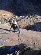 Rock Climbing Photo: Nice crack
