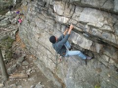 Rock Climbing Photo: add route name later