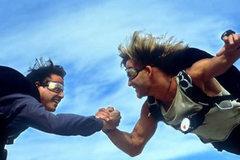 Rock Climbing Photo: Badass radical extreme adrenaline junkie