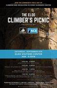 Rock Climbing Photo: AAC poster.