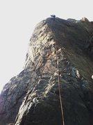 Rock Climbing Photo: Terete Arête
