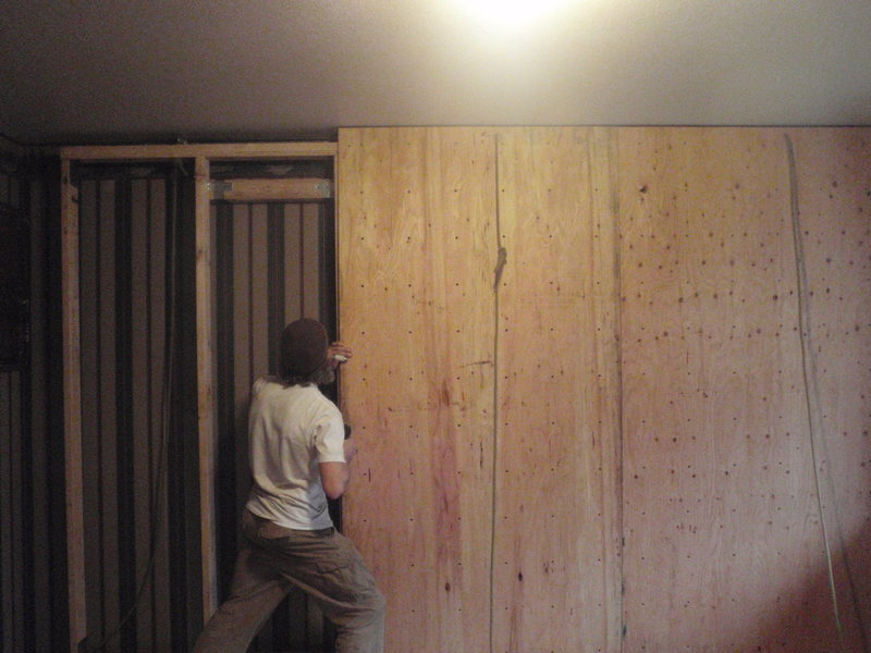 It is best to use full sheets of plywood for many reasons.  Simple, less waist, cheaper and you can always add volumes later for more variety.