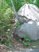 "Rock Climbing Photo: NOT the W-G trail...this goes ""nowhere""...."