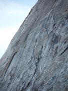 Rock Climbing Photo: P2-P4 of Sorcerer's Apprentice, P3-P4 Scavenger, P...