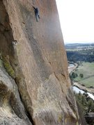 Rock Climbing Photo: Cool Line