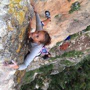 Rock Climbing Photo: Suirana Spain
