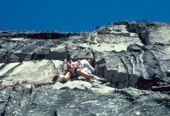 Rock Climbing Photo: Reed Valley, The Inferno, Escape From the Lemming ...