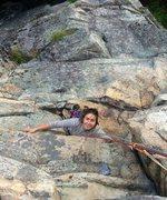 Rock Climbing Photo: Melissa