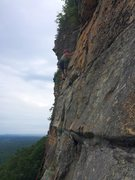 Rock Climbing Photo: Melissa on p3