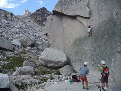 Rock Climbing Photo: Coopers boulder