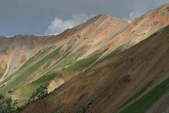 Rock Climbing Photo: Ophir Pass