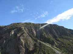 Rock Climbing Photo: Sebastapol Bluffs