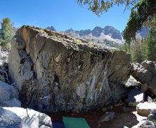 Rock Climbing Photo: 1-6-9 Boulder.