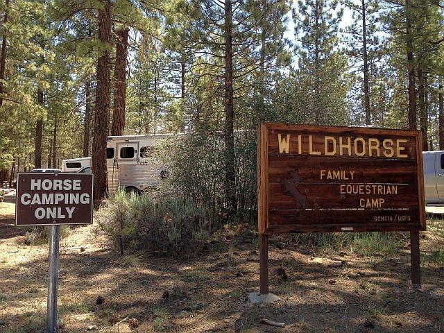 Wild Horse Family Equestrian Camp, San Bernardino Mountains