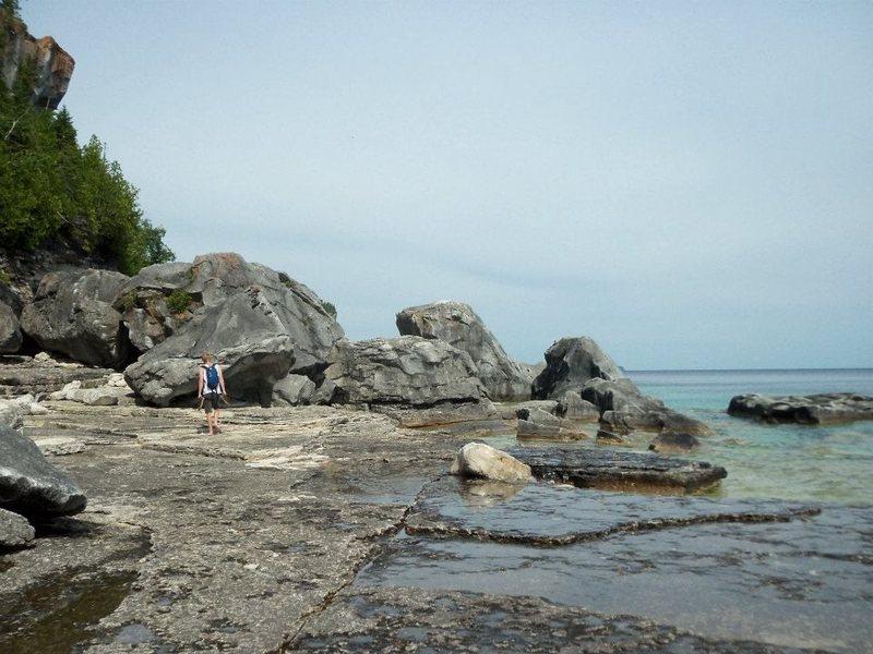 Shelf Beach