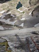 Rock Climbing Photo: Chiefshead, RMNP