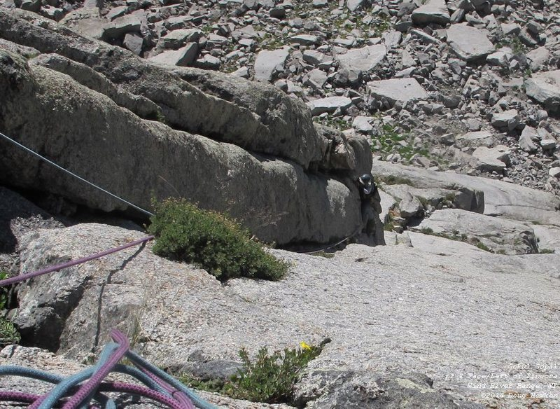 Rock Climbing Photo: Gokul, p2