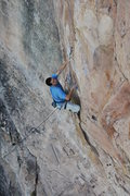 Rock Climbing Photo: Good movement.