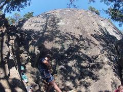 Rock Climbing Photo: False Impressions (5.8)