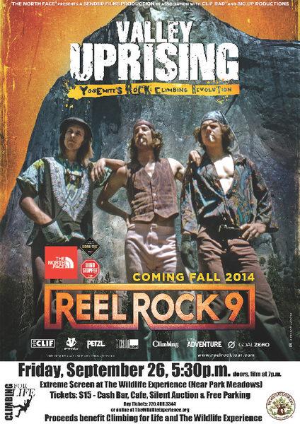 Reel Rock 2014.