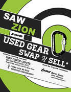 Gear Swap Flyer