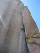 Rock Climbing Photo: spectre man