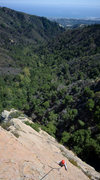 Rock Climbing Photo: How good is the view?!  The summit of Fun in the S...