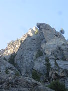 Rock Climbing Photo: Omega Buttress