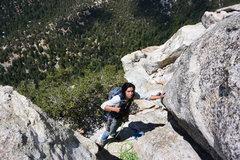 Rock Climbing Photo: Tahquitz.