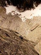 Rock Climbing Photo: Blimpie