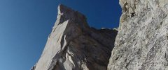 Rock Climbing Photo: third pillar on the left. approach/downclimb on th...