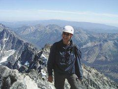 Rock Climbing Photo: Stuart 2012