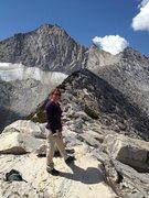 the ridge start Sue Mcdivitte