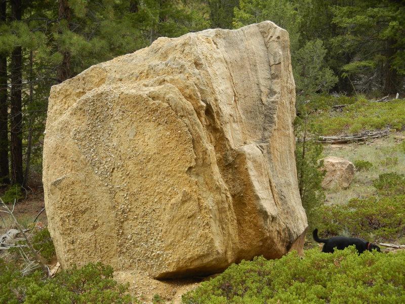 Rock Climbing Photo: Fun lines