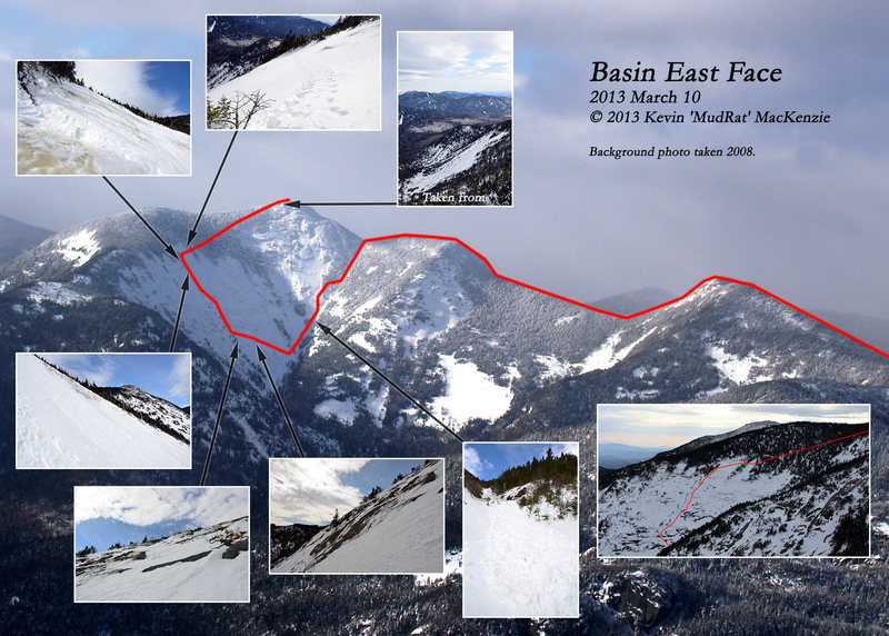 Basin East Face
