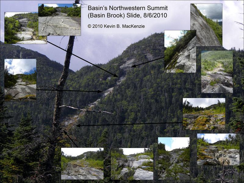 Basin Brook Slide