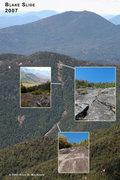 Rock Climbing Photo: Blake Mt. Slide