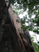 Rock Climbing Photo: Old town.