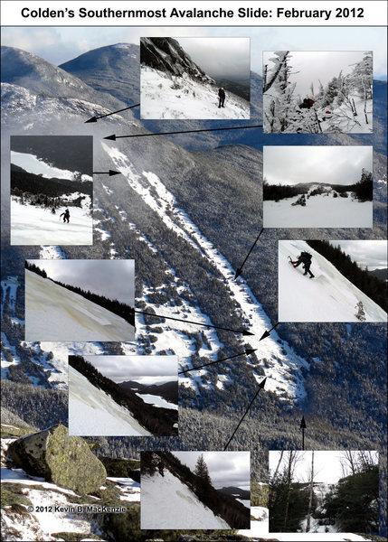 Mt. Colden West Ramp