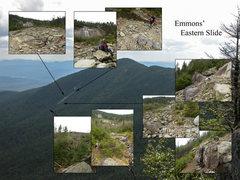 Rock Climbing Photo: Emmons Slide