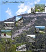 Rock Climbing Photo: Giant Mtn. Bottle Slide