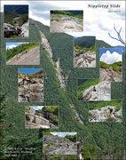 Rock Climbing Photo: Nippletop Slide
