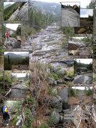 Rock Climbing Photo: Redfield South Slide
