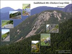 Rock Climbing Photo: Saddleback Chicken Coop Slide